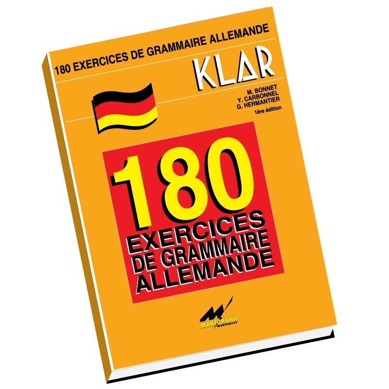 Neu Klar - Exercices