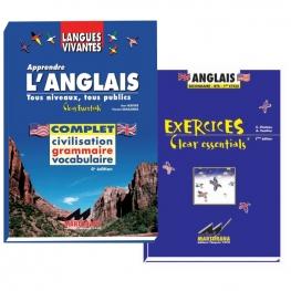 Clear Essentials - Livre de base + Cahier d'excercices