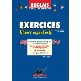 Clear Essentials - Exercices