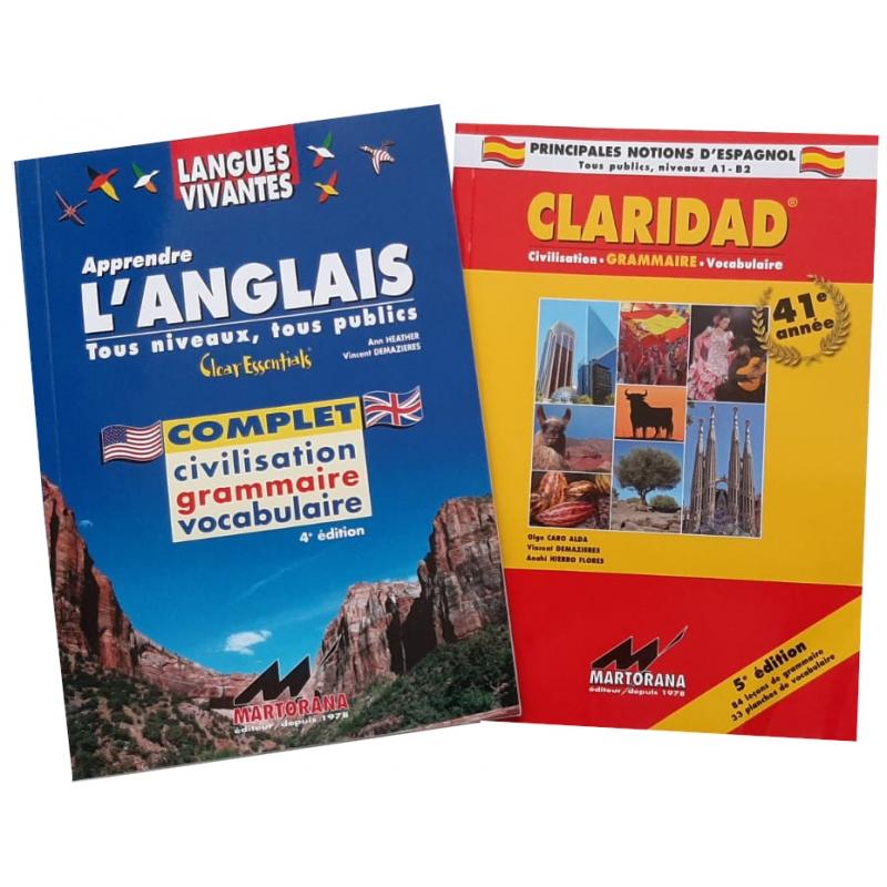 Pack Claridad + Clear Essentials